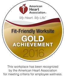 CSII is an AHA Fit-Friendly Worksite