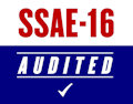 CSII is is SSAE-16 Audtited